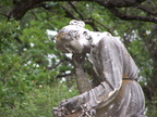 Even Closer View of Weeping Woman
